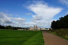 Lowther slott royaltyfri bild