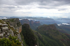 Lowveld View Royalty Free Stock Photo