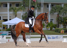 IHSPB Lars Peterson. LOXATCHEE, FL - Lars Peterson takes the blue ribbon in the Grand Prix Freestyle main event at IHS Champions Cup on March 23, 2013 in stock photo