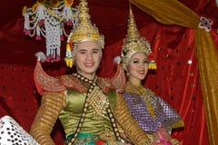 loy festivalkrathong Royaltyfria Foton