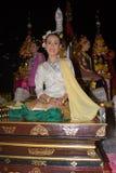 loy festiwalu krathong Zdjęcie Stock