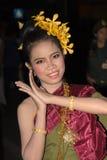 loy festiwalu krathong Zdjęcia Stock