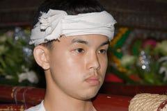 loy festiwalu krathong Obrazy Royalty Free
