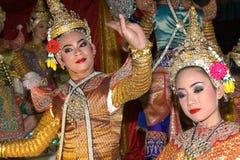 loy festiwalu krathong Fotografia Stock