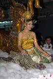 loy festiwalu krathong Obraz Stock