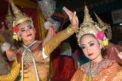 loy festiwalu krathong Obraz Royalty Free