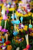 Loy Krathong Imagem de Stock Royalty Free