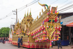 Loy Krathong e Yi Peng Festival Foto de Stock Royalty Free