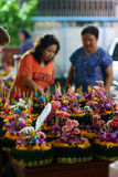 Loy Krathong Festival Stock Images