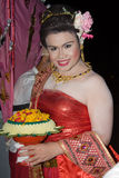 Loy Krathong festival Royalty Free Stock Photography