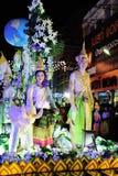 Loy Krathong Festival 2011 Royalty-vrije Stock Fotografie