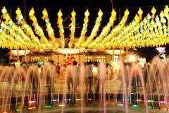 Loy Krathong Festival 2011 Stock Fotografie