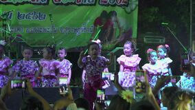 Loy Krathong festival in Koh Tao Thiland Boy Crying