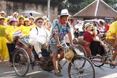 Loy Krathong festival Royalty Free Stock Photos