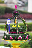 Loy Krathong , Thailand . Royalty Free Stock Images
