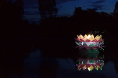 Loy Krathong Royalty Free Stock Photography