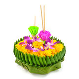 Loy Kratong Festiva Royalty Free Stock Images