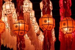 Loy Kratong Festival Royalty Free Stock Images