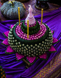 Loy Kratong Festival Royalty Free Stock Photography