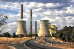 Loy Yang kraftverk arkivfoton