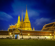 Loyal palace in Bangkok Royalty Free Stock Images