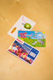 Loyalty cards Royalty Free Stock Photography