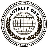 Loyalty Day Stock Photography