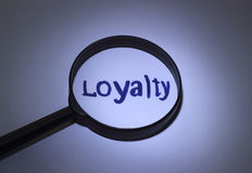 Loyalty Royalty Free Stock Images