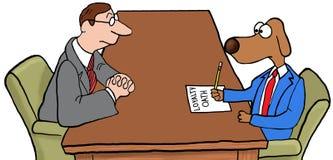Loyalty Oath vector illustration