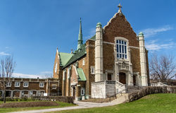 The Loyola Chapel. The Chapel is a consecrated and a sacred space at Loyola campus to host as well as celebrate special events for students, staff, faculty and Stock Images
