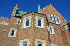 Loyola kaplicy Concordia uniwersytet Fotografia Royalty Free
