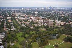 Loyola Tulane, New Orleans Arkivbild