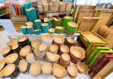 Loza de bambú Fotos de archivo