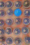 Loza de barro imagen de archivo libre de regalías
