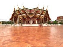 Loza de barro del templo Fotos de archivo libres de regalías