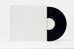 LP de registro Foto de archivo libre de regalías