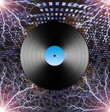 LP eléctrico ilustración del vector