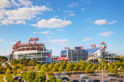 LP Field in Nashville, TN Royalty Free Stock Image