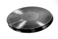 Lp record Royalty Free Stock Images