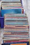LP rejestry Zdjęcie Stock