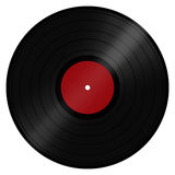 LP Vinyl Record Stock Photography