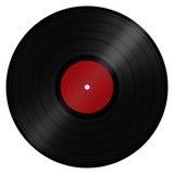 LP-Vinylaufzeichnung Stockfotografie