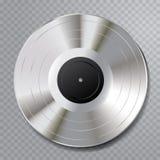 LP-Vinylplatinschwarzes lizenzfreie abbildung