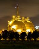 LPG气体 免版税库存照片