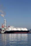 LPG ładunku statek zdjęcie royalty free