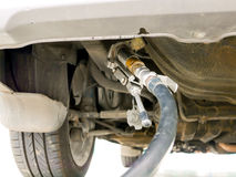 LPG для транспорта Стоковая Фотография RF