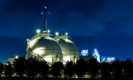 LPG gas Stock Photo