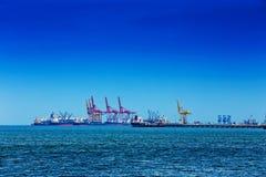 LPG (liquid petroleum gas) tanker Royalty Free Stock Images