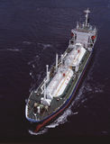 Lpg-Tanker Lizenzfreies Stockfoto