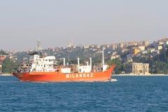 LPG Tanker Ship Royalty Free Stock Photo